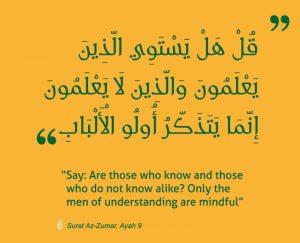 Surah Zumar Ayat 9