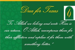 Dua for Texas