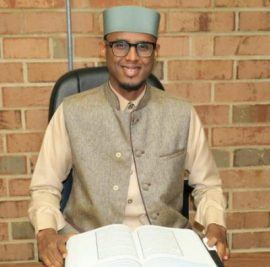 Imam Mowlid Ali: My Mishkah Journey