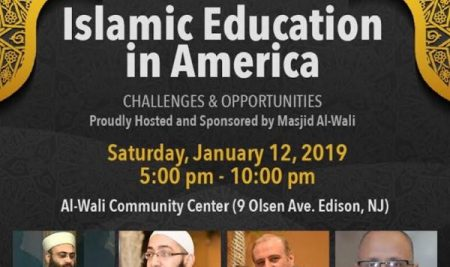 New Jersey Event – Islamic Education: Challenges and Opportunities